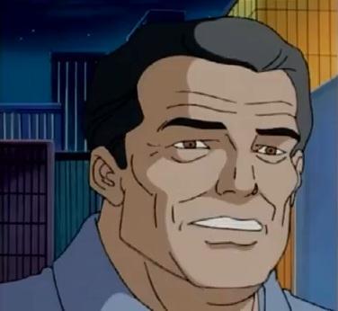 Ben Parker (Spider-Man (Armored) Universe)