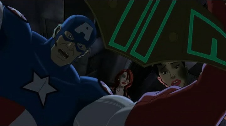 Black Widow (Ultimate Avengers)