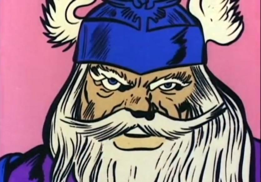Odin (The Marvel Super Heroes)