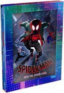 Spider-Man Into the Spider-Verse Amazon Exclusive Blu-Ray