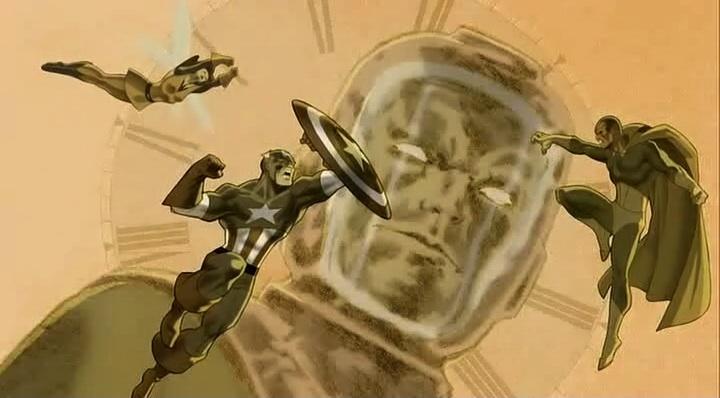 Kang (Next Avengers: Heroes of Tomorrow)