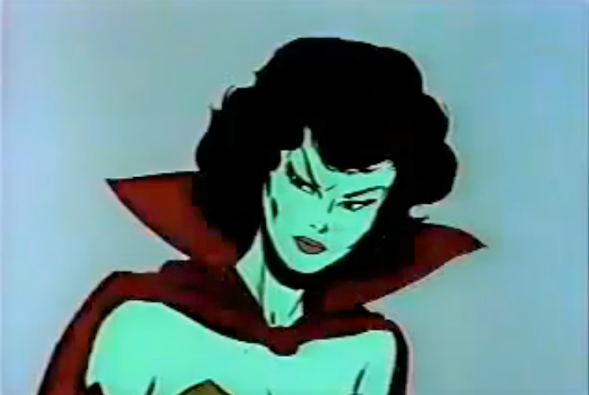 Lady Dorma (The Marvel Super Heroes)