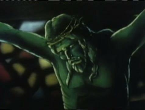 Jesus (The Monster of Frankenstein)