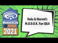 Hulu & Marvel's M.O.D.O.K