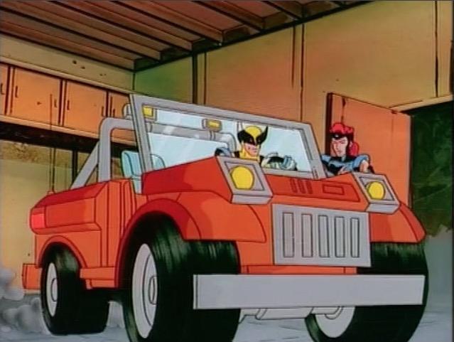 Logan's Jeep