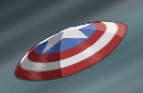 Captain America's Shield (Yost Universe)