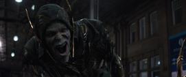 Glaive grita por Romanoff