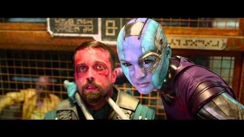 Marvel España Guardianes de la Galaxia Spot