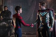 Spider-Man & Mysterio Far From Home