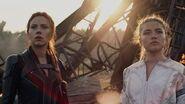 "Black Widow de Marvel Studios ""Choose"" Spot Super Bowl (doblado)"
