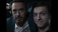 Peter y Tony hablan en la cámara