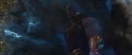 Thanos llega a Wakanda
