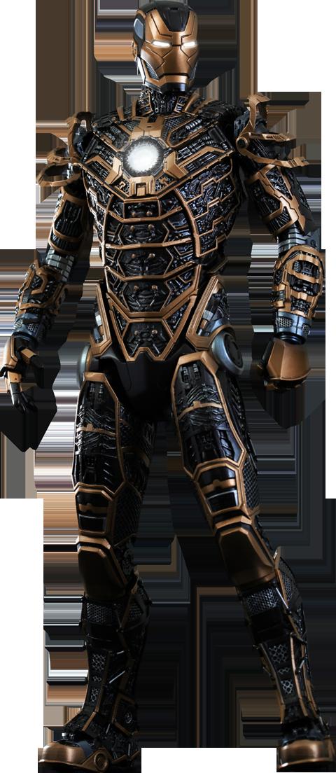 Armadura de Iron Man: Mark XLI