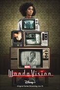 Monica Rambeau Character Poster - WandaVision