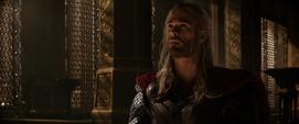 Thor antes de volver a la Tierra