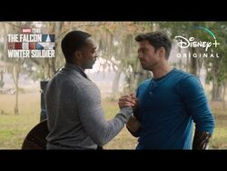 Coworkers - Marvel Studios' The Falcon and the Winter Soldier - Disney+