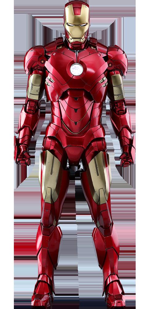 Armadura de Iron Man: Mark IV