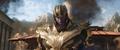 Thanos encuentra a Gamora