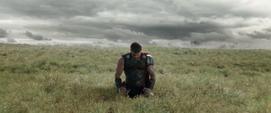 Thor habla con su padre