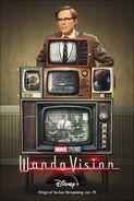 Vision Character Poster - WandaVision