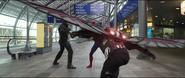 Winter Soldier, Spider-Man & Falcon