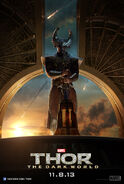 Heimdall Thor The Dark World Poser