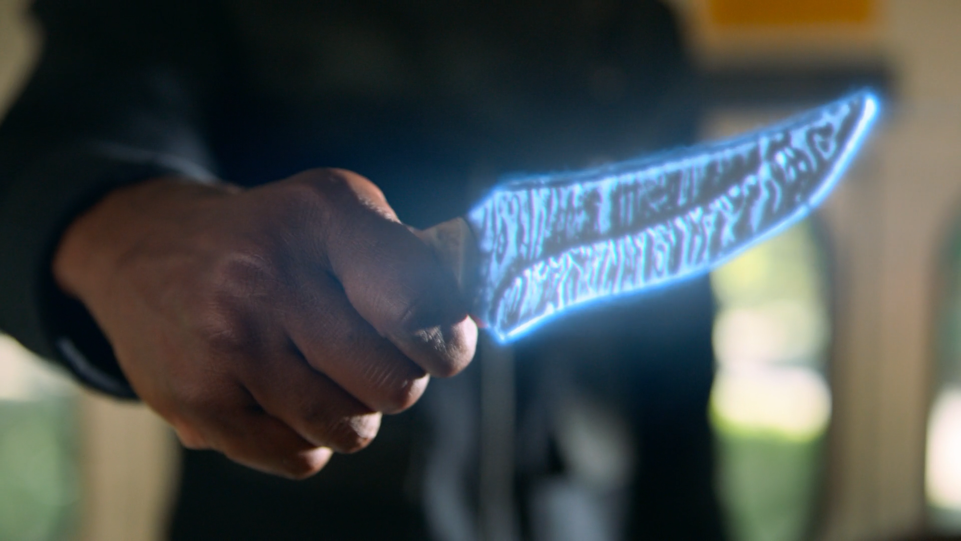 Energy Knife