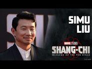 Simu Liu Makes His Super Hero Debut LIVE - Marvel Studios' Shang-Chi and the Legend of the Ten Rings