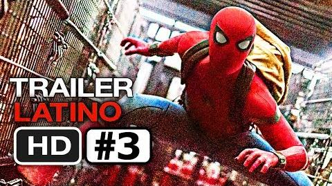 Trailer 3 en Español LATINO Spider-Man De Regreso a Casa (HD) Marvel 2017
