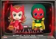 Wanda and Vision Hot Toys Merch 02