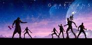 Bluray Box - GoTG