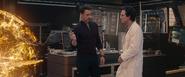 Stark hablando de su idea - AoU