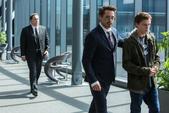 Stark y Parker en el Centro de los Nuevos Vengadores