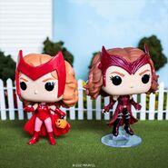 WV Scarlet Witch Funko Pops