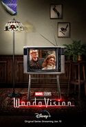 WandaVision Fourth TV Poster