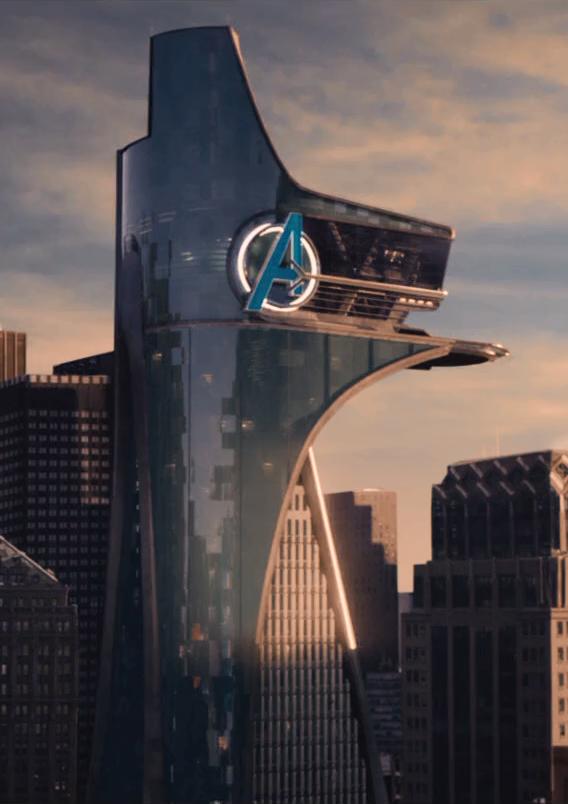 Башня Мстителей