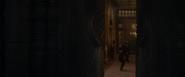 Doors open showing Sol Rama running