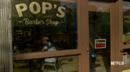Pops barber shop