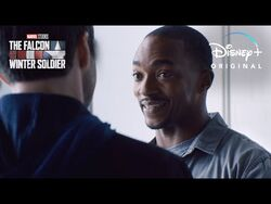 Strong - Marvel Studios' The Falcon and the Winter Soldier - Disney+