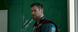 Thor enojado con Loki