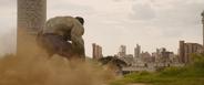 Hulk fuera de control