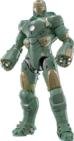 Armadura de Iron Man: Mark XXXVII