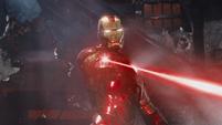 Iron Man Laser TA