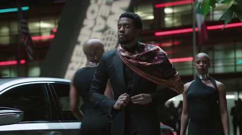 Lexus LS 500 F SPORT - Marvel Studios' Black Panther Commercial.