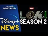 Loki Returning For A Second Season - Disney Plus News