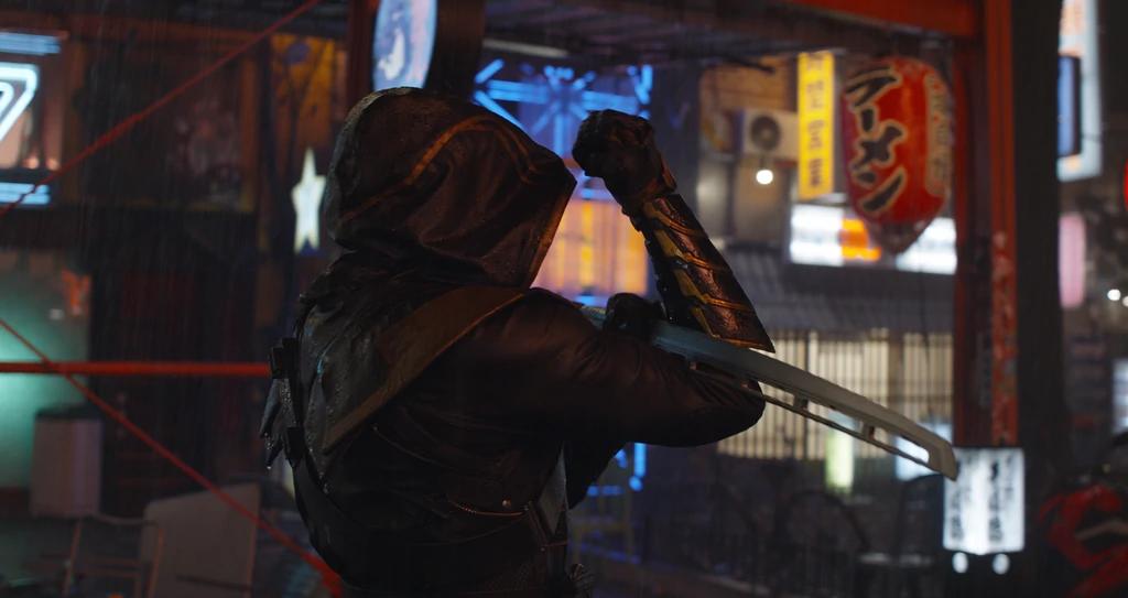 Espada de Hawkeye