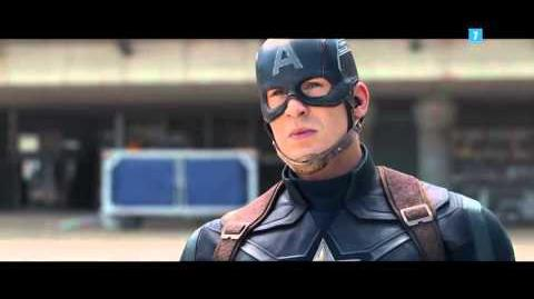Capitán América Civil War Spot 'Equipo'