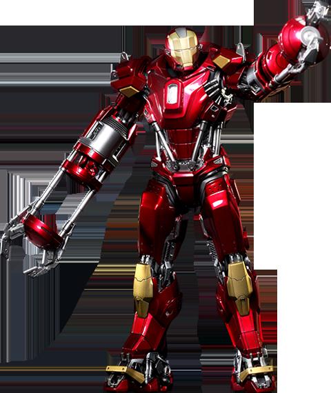 Armadura de Iron Man: Mark XXXV