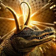Alligator Loki Official