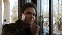 Fitz tras la salvación de Peterson